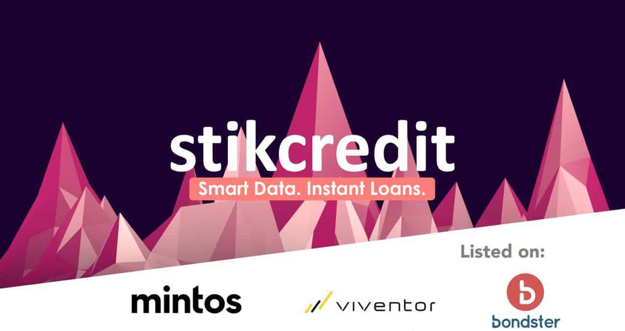 StikCredit Seedrs Campaign